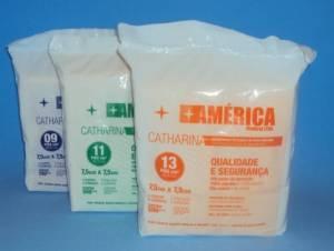 COM PRESSA DE GAZE COM 500UND 11 FIOS